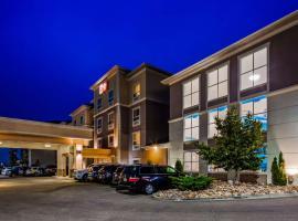Best Western Plus South Edmonton Inn & Suites, hotel em Edmonton
