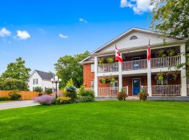 Best Western Colonel Butler Inn, hotel in Niagara-on-the-Lake