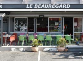 Le Beauregard, hotel in Brive-la-Gaillarde