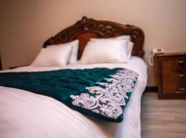 Budget Hotel Victoriya, отель в Тюмени
