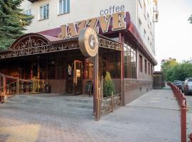 Hotel RUM, отель в Черкесске