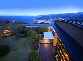 Hotel Grand Bach Atami Crescendo, hotel in Atami