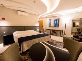 Adria Premium Hotel, hotel in Guarapuava