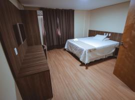 Rota Hotéis Mineiros, hotel in Mineiros