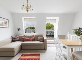 Charming 1 bed flat with balcony in Pimlico, hôtel acceptant les animaux domestiques à Londres