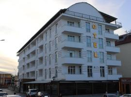 Borapark Otel, отель в Эрзуруме