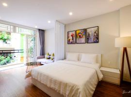 Henry House 2, serviced apartment in Ho Chi Minh City