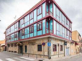 Hostal Viky, pensión en Madrid