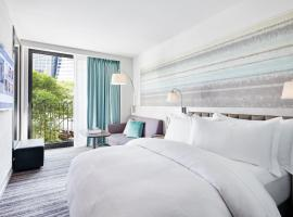 Park Terrace Hotel on Bryant Park, accessible hotel in New York