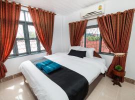 Atlantic Vientiane Hotel, hotel in Vientiane