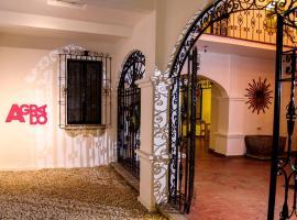 Agrado Guest House, hotel in Oaxaca City