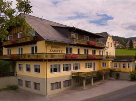 Gasthof-Hotel Jaritz, hotel in Semriach