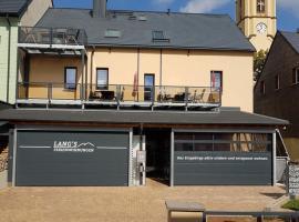 Lang´s Ferienwohnungen, hotel near Fichtelberg Schwebebahn, Kurort Oberwiesenthal