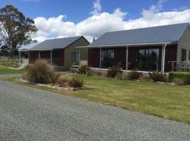 Acheron Cottages, hotel near Luxmore Jet, Manapouri
