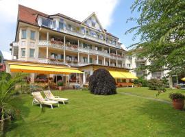 Wittelsbacher Hof Swiss Quality Hotel, hôtel à Garmisch-Partenkirchen