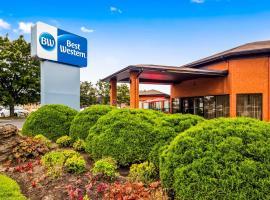 Best Western Brossard, hotel near Montréal/St-Hubert Airport - YHU, Brossard