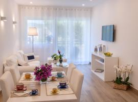 Solymar Apartments, villa in Sorrento