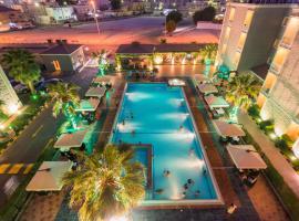 Boudl Gardenia Resort, hotel in Al Khobar