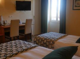 Logis Le Saint Cyr, hôtel à Montmelard