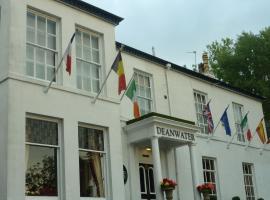 Deanwater Hotel, hotel near Adlington, Wilmslow