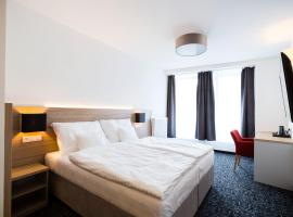 Hotel Koflík, hotel in Strakonice