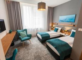 K4 APARTHOTEL KRAKÓW – hotel w pobliżu miejsca Sukiennice w Krakowie
