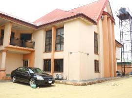 Samaritan Hotel, hotel in Port Harcourt