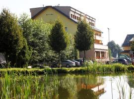 Hotel Helios, hotel v Lipové-lázních