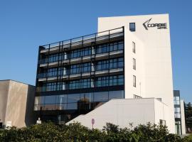 Corbie Lommel Ring, hotel in Lommel