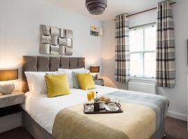 Agar Premier Apartment, apartment in York