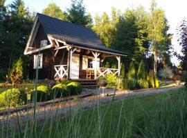 Black&White, hotel near Amber Baltic Golf Club, Kołczewo