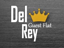 Del Rey Guest Flat, apartment in Dourados