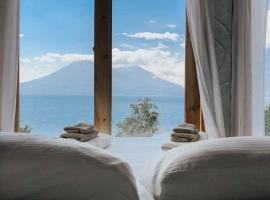 Lush Atitlan, hotel in San Marcos La Laguna