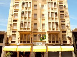 Hotel Itamarati Centro-República, hotel in São Paulo