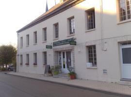 Le Champcevrais、Champcevraisのホテル