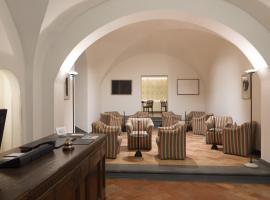 Hotel Tiferno, hotel in Città di Castello