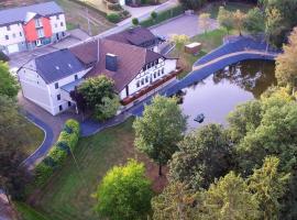 Hotel Burg Hof, Hotel in der Nähe von: Schloss Clervaux, Burg-Reuland