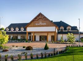 Hotel Nowa Holandia, pet-friendly hotel in Elblag