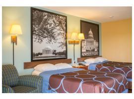 Super 8 by Wyndham Alexandria/Washington D.C. Area, hotel in Alexandria