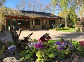 El Colibrí Cabañas de la Naturaleza, hotel in Trelew