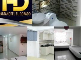 Apartahotel El Dorado, apartment in Santa Marta