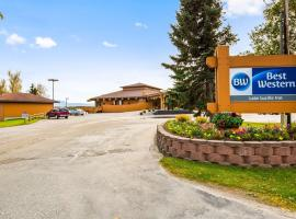 Best Western Lake Lucille Inn, hotel in Wasilla