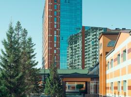 Comfort Hotel Astana, hotel in Astana