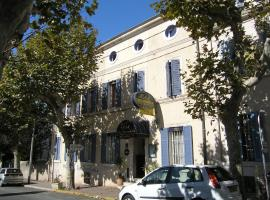 Les Lavandes, hotel in La Ciotat