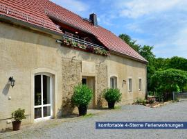 Ferienwohnungen Weichaer Hof, Wellnesshotel in Weißenberg