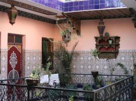 Hotel Aday, hôtel à Marrakech près de: Musée Boucharouite