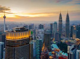 Banyan Tree Kuala Lumpur, hotel in Kuala Lumpur