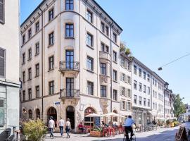 Consum Residence by Krafft Basel, hotel in Basel