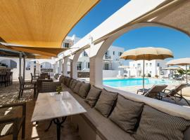 Heliessa, Adults Only (13+), hotell i Naousa