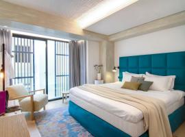 COCO-MAT Athens Jumelle, pet-friendly hotel in Athens
